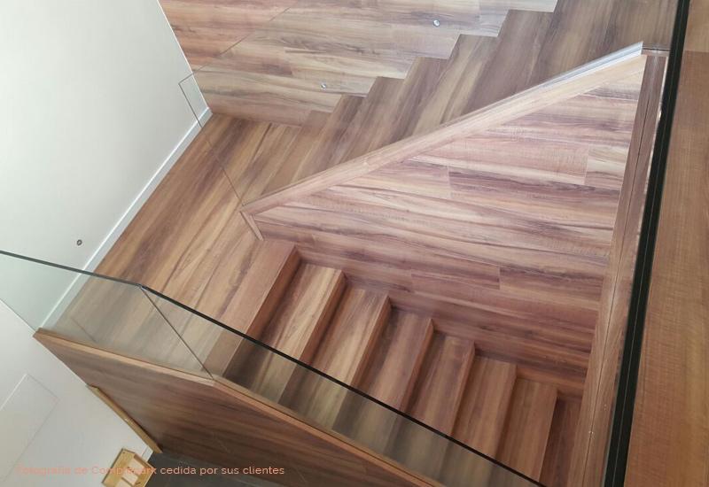 Escaleras complepark - Como forrar una escalera de madera ...